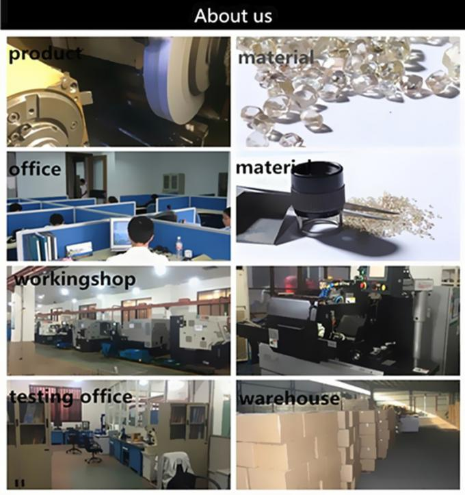 Talentool (Shanghai) Diamond Manufacture Co., Ltd.