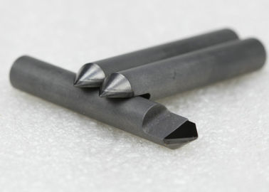 Granite Milling Cutter PCD Router Cutters High Speed Steel Body Material
